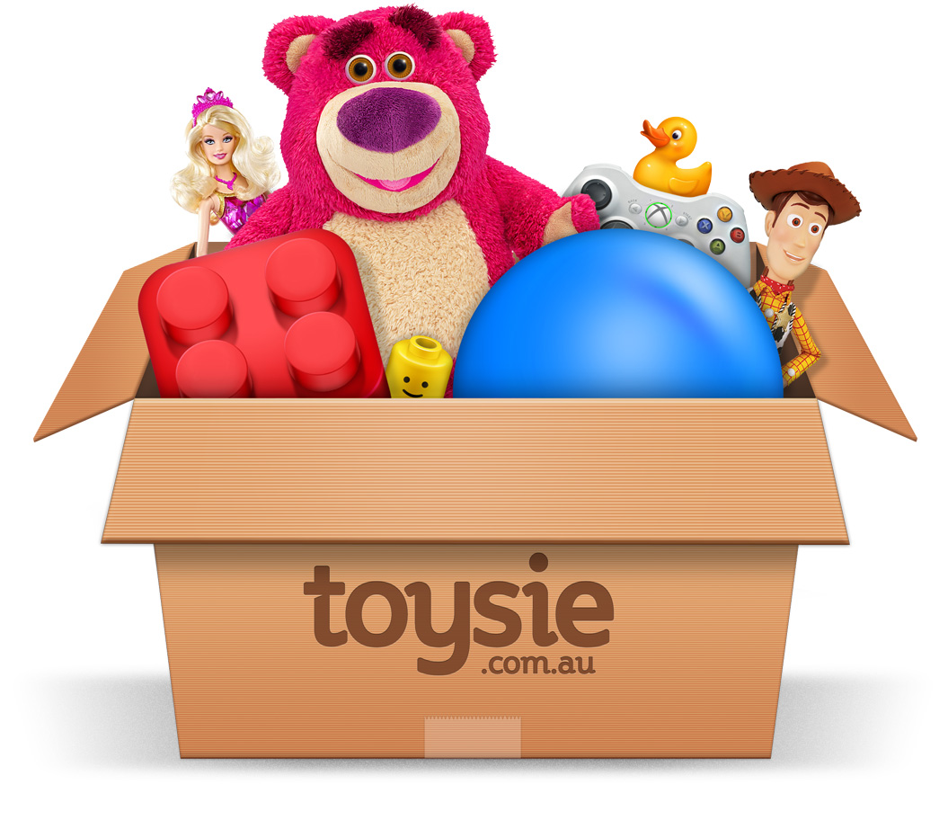 Toy Box for Pinterest