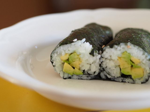Quick And Easy Sushi