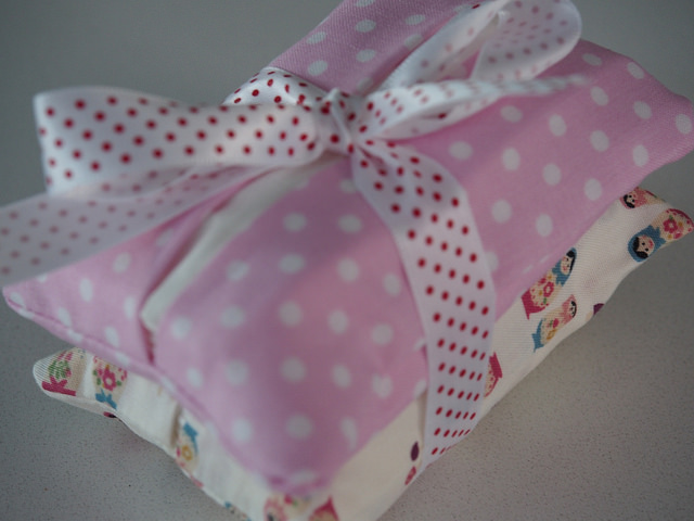 quick handmade gifts to sew
