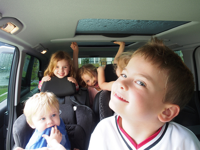 review of people movers for large families