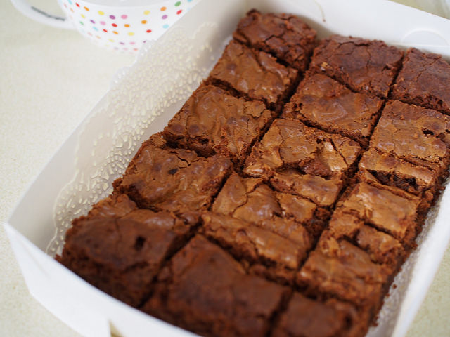 Best Ever Chocolate Brownies For A Small Family Or A Big