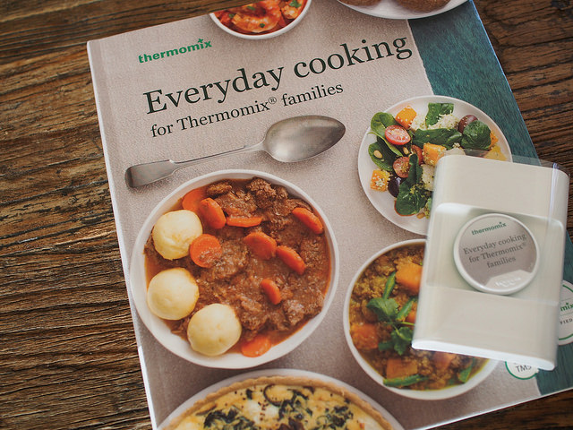 everyday cooking thermomix families and recipe chip