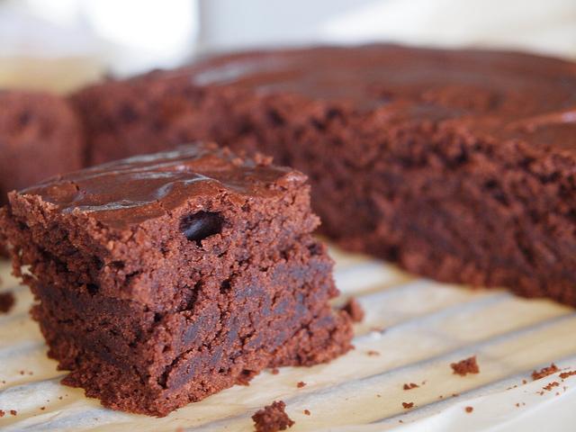 Vegan Cake Recipes Uk: Chocolate Fudge Cake For The Vegans (and Everyone Else