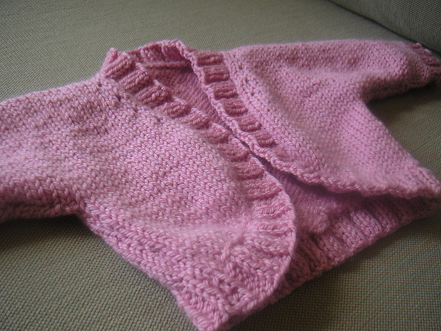 quick and easy baby knitting patterns